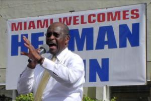 Aspirante presidencial Cain niega una nueva acusación sobre su vida sentimental