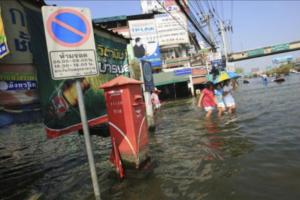 Ascienden a 661 los muertos por las inundaciones en Tailandia