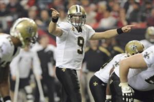 45-16. Brees establece una nueva marca de la NFL al superar la de Marino