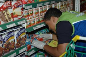 Pro Consumidor informa decomisó 80,043 productos en 11 meses de 2011