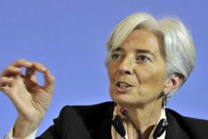 Lagarde alerta de que muchos acudirán al FMI en 2012 si la crisis no cede