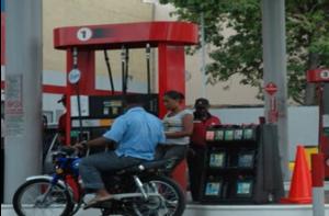 Precios combustibles se mantienen congelados