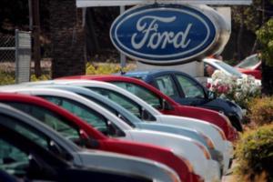Las ventas conjuntas de Ford en Estados Unidos suben un 11% en 2011