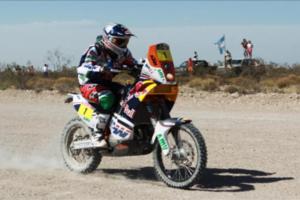 Marc Coma gana la segunda etapa del Dakar en motos y ya es líder en la general