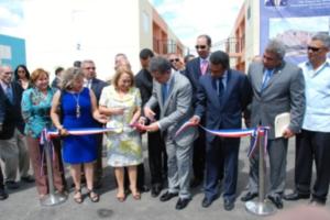 Gobernante inaugura proyectos habitacionales en San Juan de la Maguana y San José de Ocoa