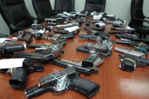 Se eleva a 333,436 la cantidad de personas con licencias de armas de fuego