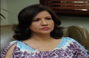 Primera Dama advierte someterá legalmente al comunicador Marcos Martínez