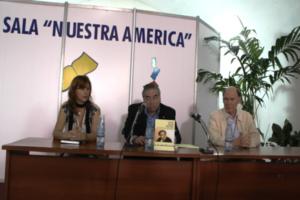 Realizan presentación libro en La Habana