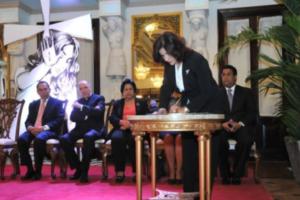 Sociedad dominicana firma pacto nacional para erradicar violencia de género