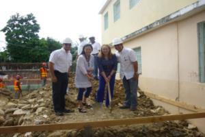 Asociación de Dama Diplomáticas sigue proyecto inclusión social y educativa