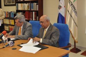 Capgefi e INAP firman acuerdo para capacitar servidores públicos