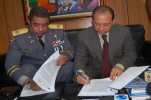 Biblioteca Nacional capacitará personal del Museo Policial Dominicano