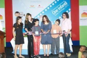 Inauguran VIII Festival Internacional de Cine Infantil