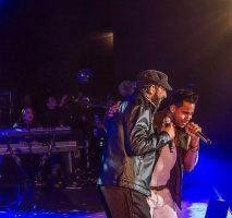 Lima vibró con el ritmo de Juan Luis Guerra y Romeo Santos