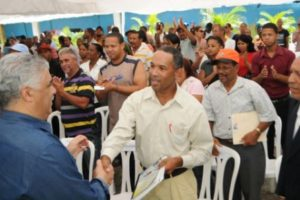 Miguel inicia relanzamiento del PRD; este sábado va a Santiago