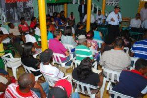 Montás afirma tarea es sacar a millones de dominicanos de la pobreza