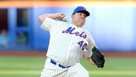 Colón domina a Marineros para darle serie a Mets