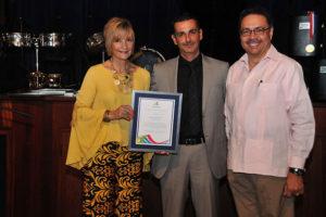 Asonahores reconoce a Carlos Jiménez Ruiz