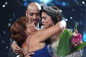 La dominicana Francisca Lachapel es la nueva reina de Nuestra Belleza Latina