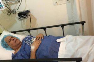Extirpan tumor a Fernando Villalona; dicen se encuentra en perfecto estado