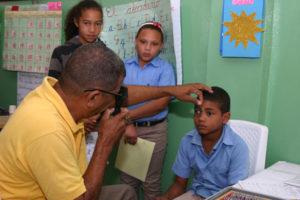 Inabie y La Fundación Rica benefician 2,199 estudiantes en Jornada de Salud Integral en Constanza