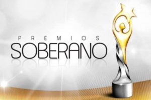 Los Premios Soberano 2016 se celebrarán el 3 de mayo en el Teatro Nacional