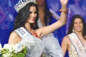 En redes sociales cuestionan belleza de la nueva Miss República Dominicana