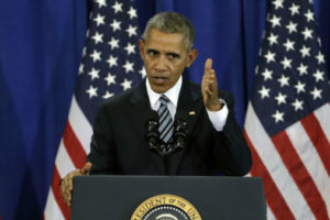 Obama advierte a Donald Trump sobre estrategia antiterrorista
