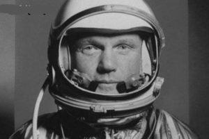Fallece el John Glenn, el primer estadounidense que orbitó la Tierra