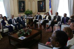 Plan de acción para implementar República Digital fue presentado a Danilo Medina