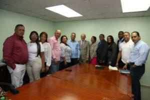 Director ejecutivo Inabie dice asociaciones contribuyen con fortalecimiento PAE