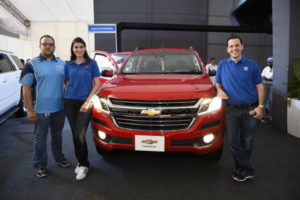Santo Domingo Motors lanza nuevas Chevrolet Trax y Chevrolet Colorado Turbo Diesel 2017