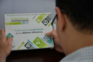 """Impuestos Internos lanza """"Calendario del Contribuyente 2017"""""""