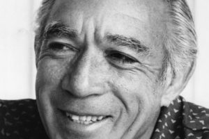 Nace Anthony Quinn, actor y productor de cine