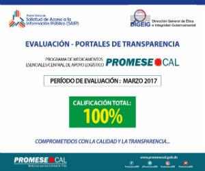 PROMESE CAL