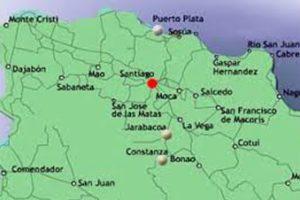 Terremoto destruye a Santiago de Los Caballeros