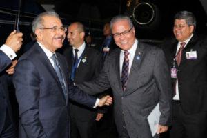 Danilo llega a Costa Rica; agotará intensa agenda de trabajo en XLIX Cumbre del SICA