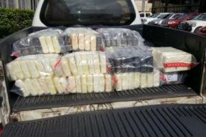 DNCD ocupa 341 paquetes de cocaína en Punta Caucedo