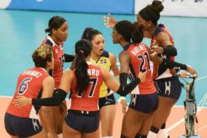Las Reinas del Caribe ganan primer partido Copa Panamericano