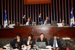 Senado aprueba Código Penal y Ley de Lavado de Activo