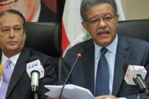 Leonel entregará propuesta del PLD a la comisión que estudia ley de partidos