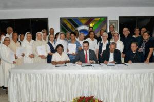 127 centros educativos de Iglesia Católica pasarán a modalidad pública