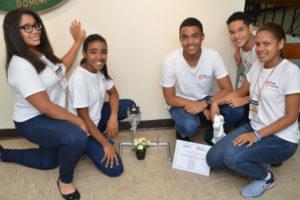 Onapi presenta proyectos finales de participantes en Campamento Verano Innovador