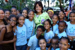 Más de 3,500 niños y niñas desarrollan capacidades artísticas a través del Despacho Primera Dama