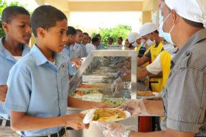 Inabie invertirá en alimentación escolar unos RD$17,000 millones