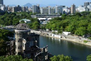 Japón conmemora el bombardeo atómico de Hiroshima