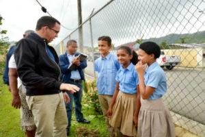Andrés Navarro insta a la comunidad educativa reintegrarse a la docencia este lunes