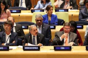 Medina reclama crear fondo prevención y reconstrucción países caribeños dañados por huracanes
