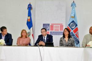 Andrés Navarro coordina con sociedad civil un Plan Nacional de Educación Inclusiva