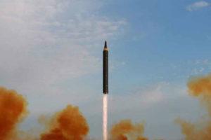 """Pionyang: """"La amenaza de una potente prueba nuclear en el Pacífico va en serio"""""""